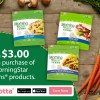 Earn $3 Back on MorningStar Farms® Products with Ibotta
