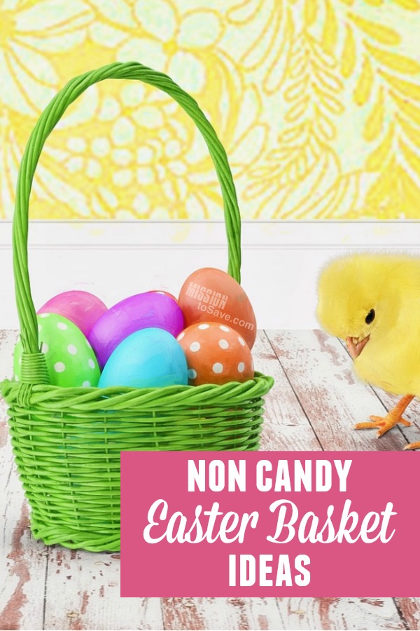 Best non candy easter basket ideas mission to save are you looking for non candy easter basket ideas check out this list of easter negle Images