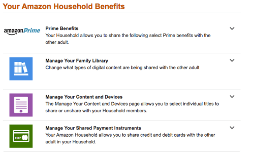 How to Set up an Amazon Household Account for Amazon Prime