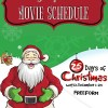 Freeform 25 Days of Christmas Movie Schedule (2017)