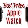 Best Price on Apple Watch for Black Friday