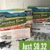 Cascadian Farm Granola Bars for Just $0.32 a Box!