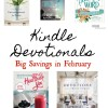 Big Savings on Devotional eBooks (All $2.99 or Less!)