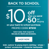 Kohl's Deals for Tax Free Weekend!