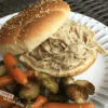 Nostalgic Ohio Shredded Chicken Sandwich Recipe