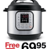Target Black Friday Sale TODAY on InstantPot – Just $59.96~