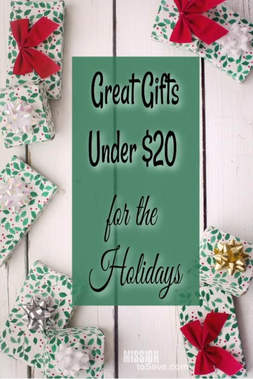 Gifts under $20
