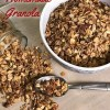 Healthy No Added Sugar Homemade Granola Recipe with Almonds