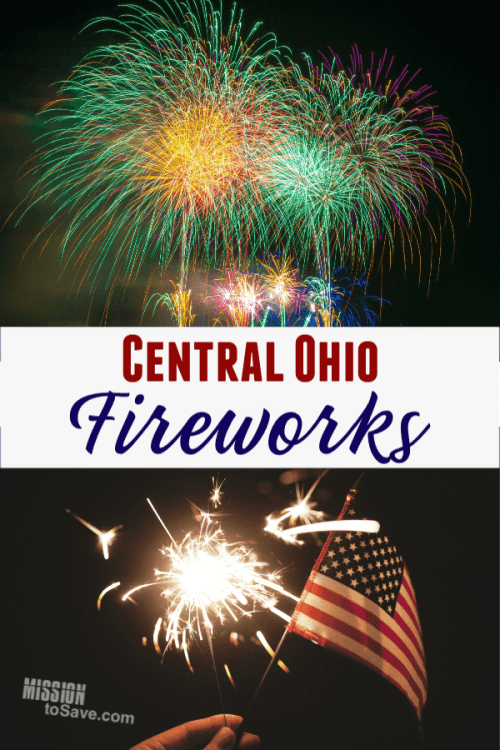 Check out my list of Central Ohio and Columbus fireworks displays. Several days worth of Independence Day celebrations! Where will you celebrate the 4th of July?