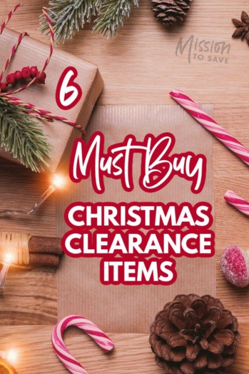 christmas items with text must buy christmas clearance
