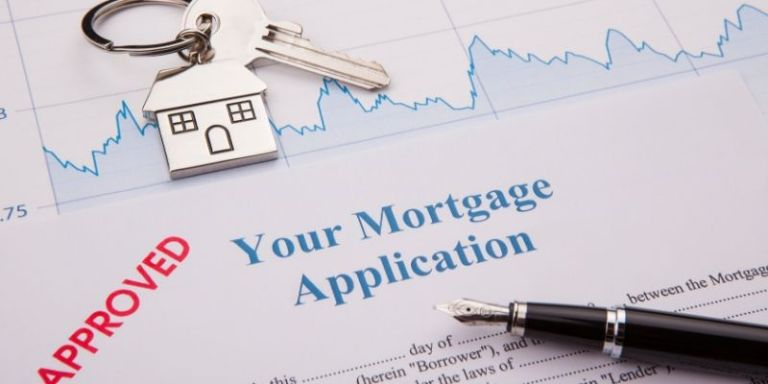 mortgage application approved graphic