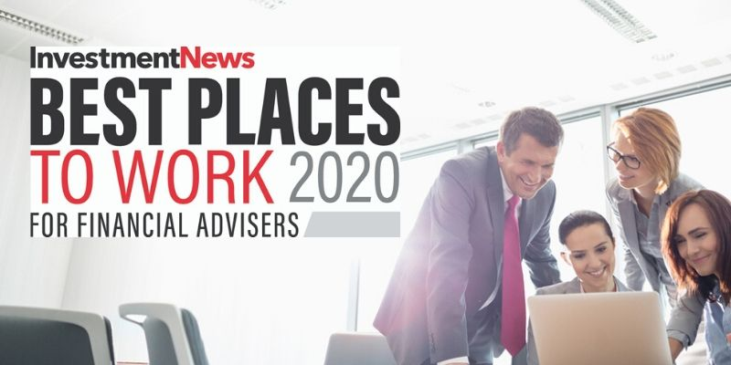 Mission wealth best places to work award 2020 investment news 2020