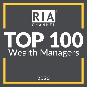 2020 RIA Channel Top Wealth Managers Recipient