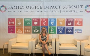 Kristen Taylor Mission Wealth Financial Advisor Charity