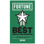 Fortune 2020 Best Workplace
