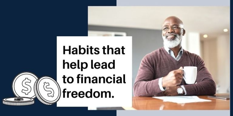 habits for financial freedom
