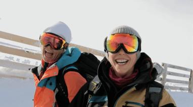 Daisy Cardrona backcountry ski touring Mission WOW women