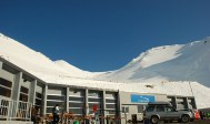 Porters base Ski Mission WOW women backcountry getaway