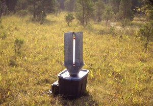 Blacklight Traps  Collecting Methods  Mississippi Entomological Museum Home
