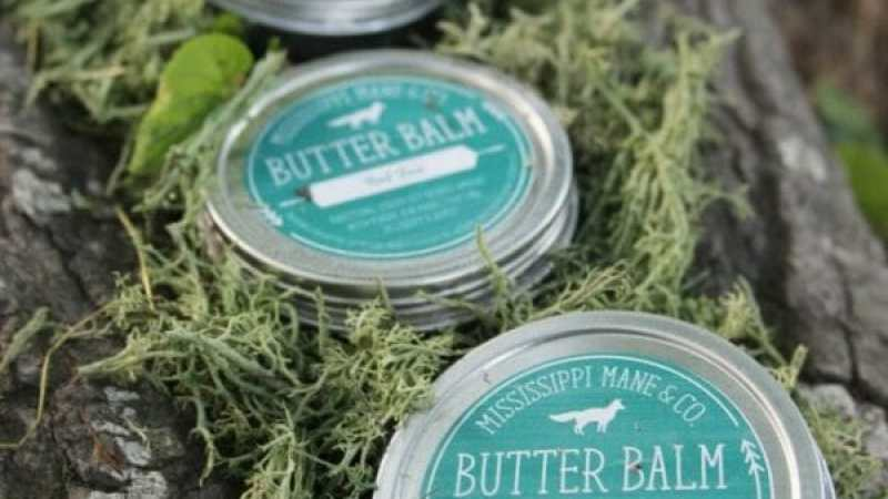 They're here! Our Beard Butter Balm is now available