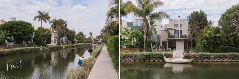 Venice Beach Canals and million dollar homes