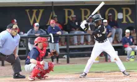 Batting champ Anderson launched his career at East Central CC – By Mike Christensen