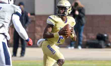 Harper embraces new role as starting quarterback, leads Alcorn to SWAC championship game – by Torsheta Jackson