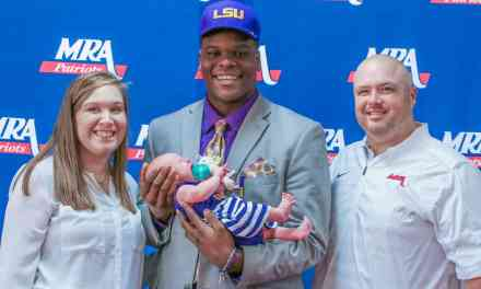MRA and LSU's Charles' first love was soccer, but football became his success story – By Robert Wilson