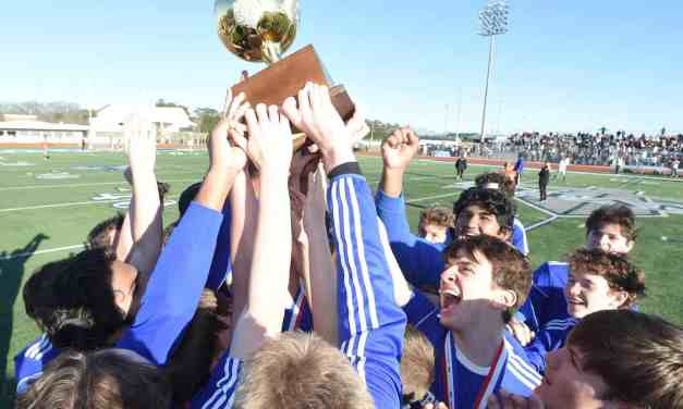 St. Andrews vs. Sacred Heart 3A Boys MHSAA Championship 2020