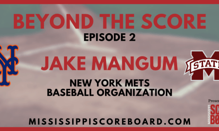 Beyond The Score – Episode 2 | Jake Mangum