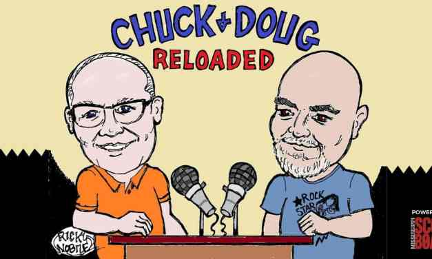 Chuck and Doug Reloaded 6.11.20