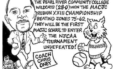 Pearl River Community College makes history – Cartoon by Ricky Nobile