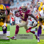 Clinton's Akers, Canton's Lewis and MRA's Charles await high picks in NFL Draft – By Robert Wilson