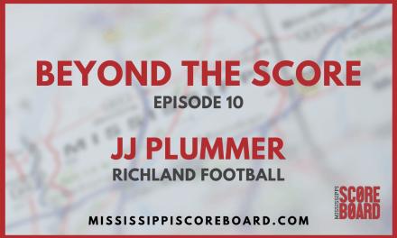 Beyond the Score | JJ Plummer Richland Football