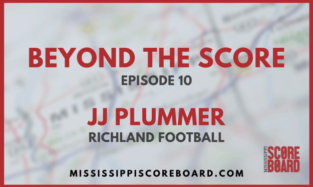 Beyond the Score | JJ Plummer Richland Football