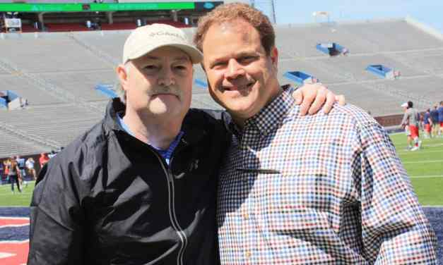 Finally, the Chucky Mullins movie 'It's Time' is ready for the big screen. And Brad Gaines can't wait for people to see it — by Billy Watkins