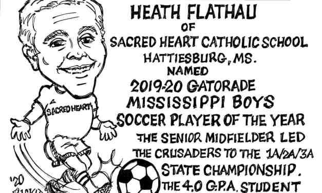HEATH FLATHAU Player of the Year – By Ricky Nobile