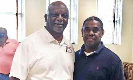 Jones replaces Johnson as JPS' athletic director – By Torsheta Jackson