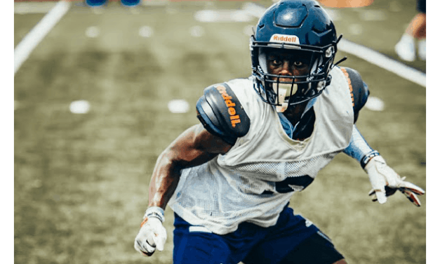JA gets star transfer, son of Super Bowl champion – By Robert Wilson