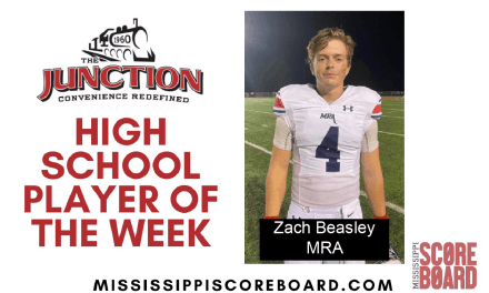 Junction Deli High School Player of the Week