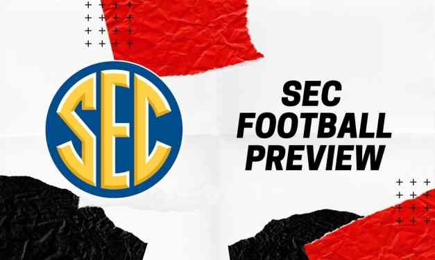 SEC Preview – By Robert Wilson