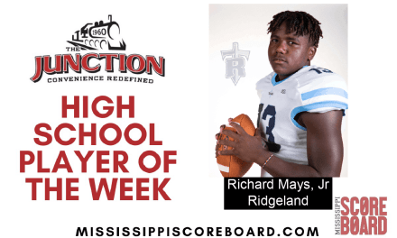 Junction Deli Player of the Week – 10-28