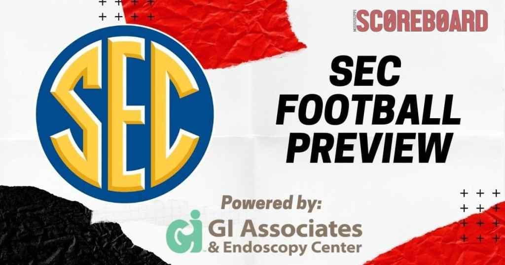SEC Preview - GI Associates - Mississippi Scoreboard