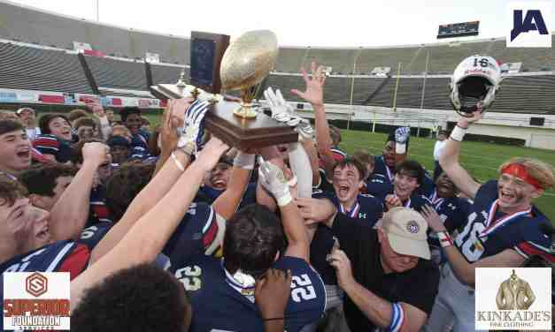 MRA REPEATS AS CLASS 6A STATE CHAMPIONS, DEFEATS JA 41-14