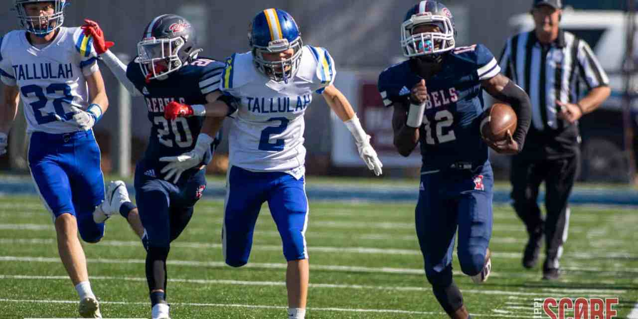 Briarfield Academy wins the MAIS 1A championship 46-34 over Tallulah Academy – Photo Gallery