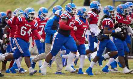 A neck injury late in the season left Noxubee County senior Damian Verdell wondering if he would play in the state title game. His journey, his story. — by Billy Watkins
