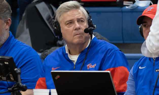 Local sports broadcaster Russ Robinson calls his 5,000th game and has a wealth of stories to go with them all — by Billy Watkins