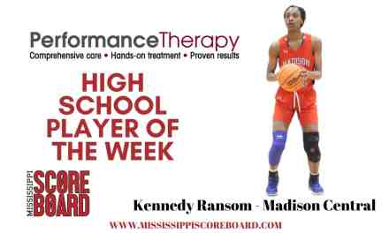 PERFORMANCE THERAPY GIRLS PLAYER OF THE WEEK – 2-3