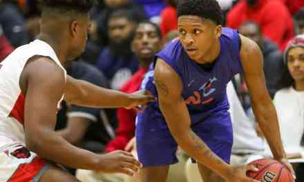 CALLWAY'S RUFFIN RECEIVES PRESTIGIOUS HONOR, SELECTED  TO MCDONALD'S ALL-AMERICAN GAME – By Robert Wilson