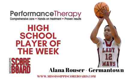 PERFORMANCE THERAPY GIRLS PLAYER OF THE WEEK – 3-2